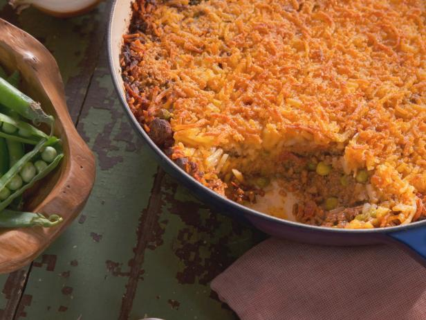 Shepherd's Pie with Tater Tot Topping