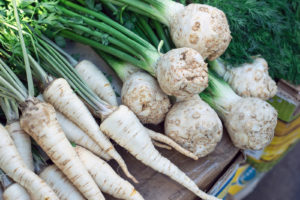 Much Ado About Root Vegetables