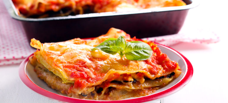 Noodle-less Lasagna Options