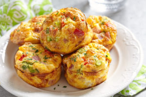 Quick Breakfast Idea – Egg Muffins