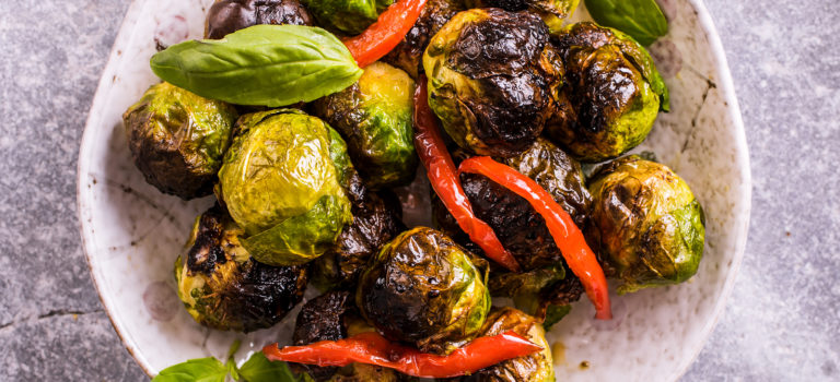 Learn to Love Your Brussels Sprouts