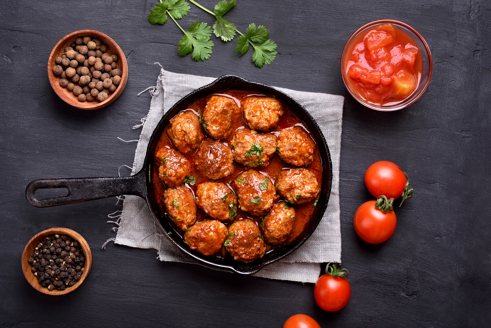 Italian Seasoned Meatballs