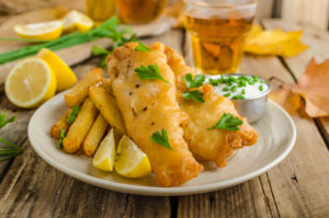 Healthier Fish Stick Recipes