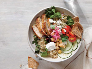 Chicken Gyro Bowl Ideas