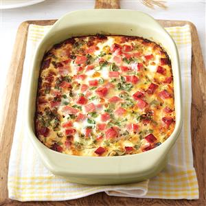 Make Farmer's Casserole Lighter